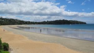 Oneroa Beach, Waiheke Island