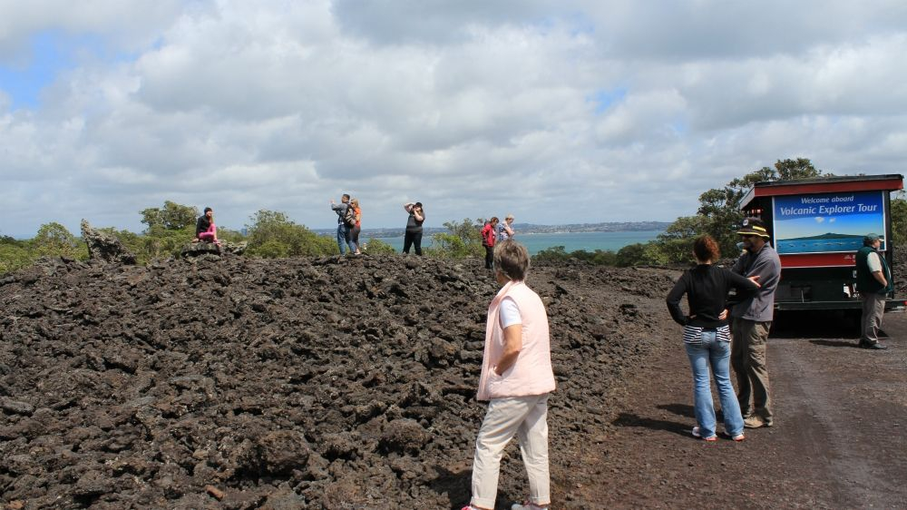 Fullers Volcanic Explorer Tour