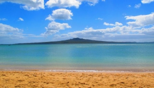 Visiting Rangitoto Island