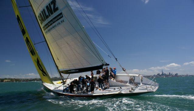 America's Cup Sailing & Match Racing