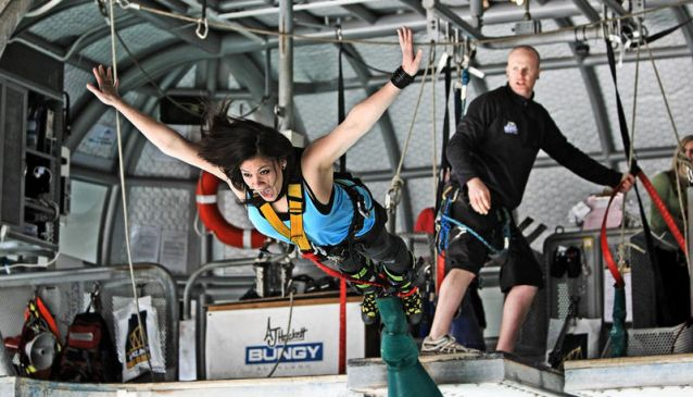 Auckland Bridge Climb and Bungy