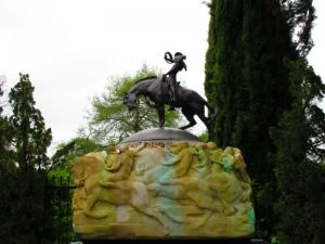 Valkyrie Statuary