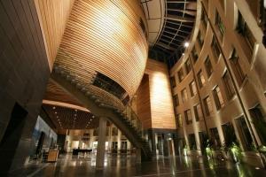 Auckland Museum Atrium © Auckland Museum