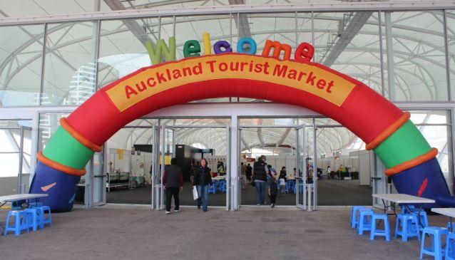 Auckland Tourist Market