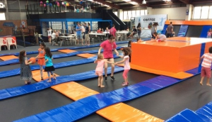 Dialled St Johns Trampoline Park