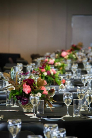 Ellerslie Event Centre Table Setting