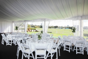 Ellerslie Event Centre, Silk Line Marquee