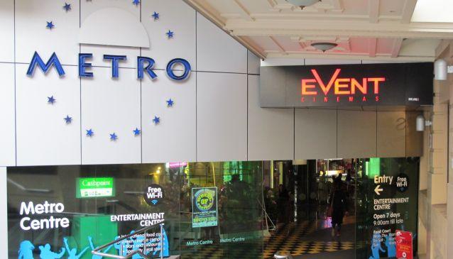 Event Cinema Queen Street