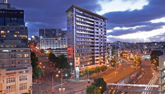 Grand Chancellor Auckland Hotel