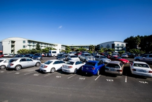 Jet Park Airport Hotel & Conference Centre Car Park