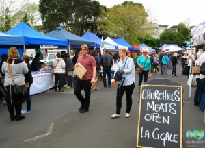 La Cigale French Style Farmers Market