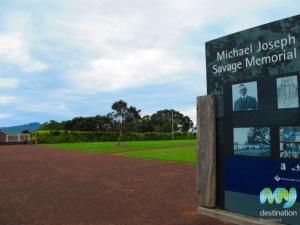 Michael Joseph Savage Memorial Park