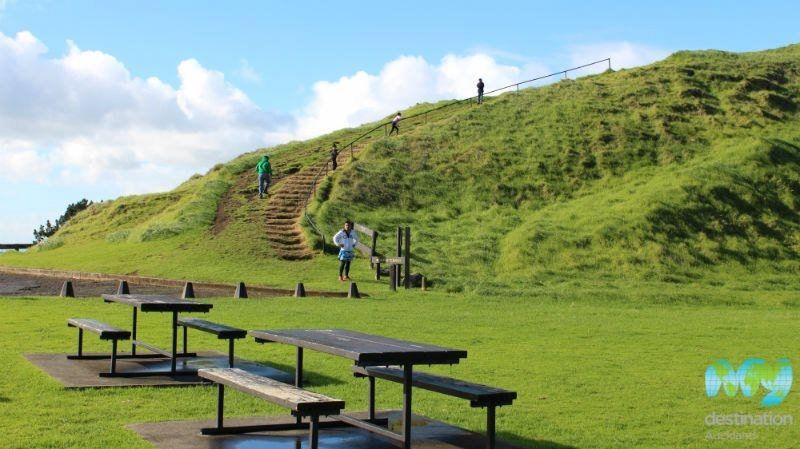 Mount Wellington Domain in Auckland My
