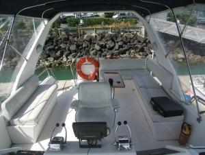 Baring-up Cockpit