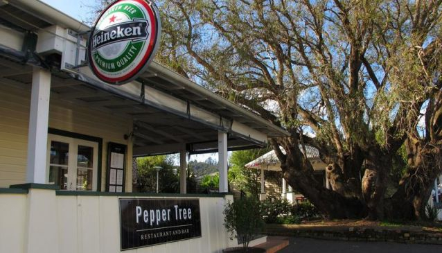 Pepper Tree Restaurant & Bar