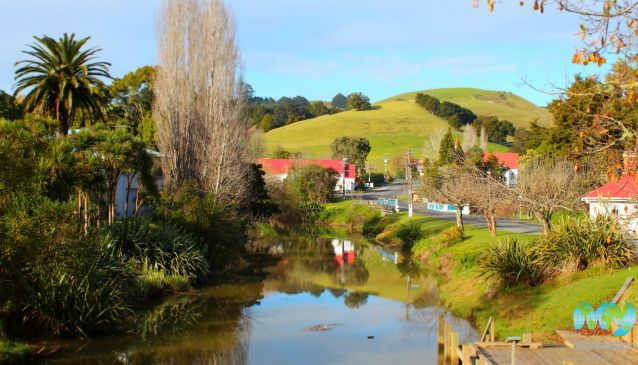 Puhoi Historic Village