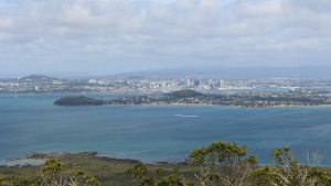 Rangitoto Island Summit View