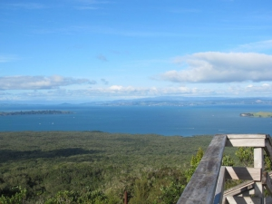 Rangitoto Island Summit Lookout