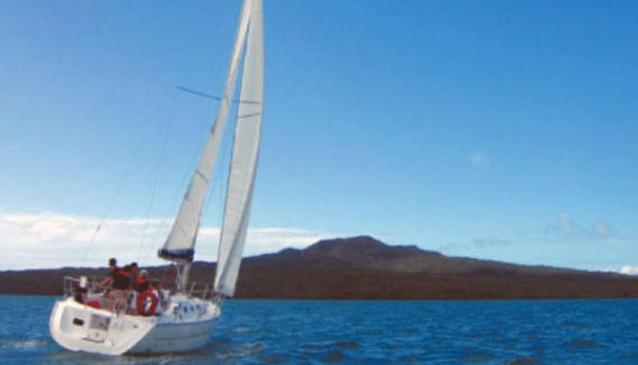 Sailing Away - School of Sailing