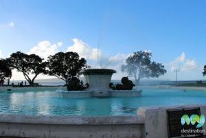 Trevor Moss Davis Memorial Fountain