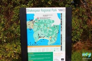 Shakespear Regional Park
