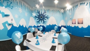 SNOWPLANET Kids Parties