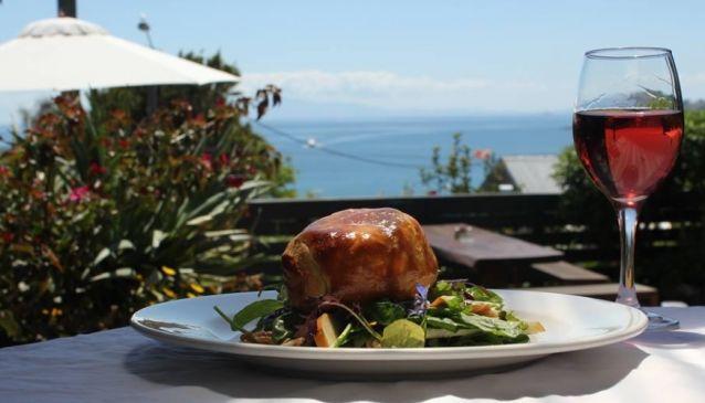 Solar Eating House - Waiheke Island