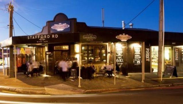Stafford Road Wine Bar