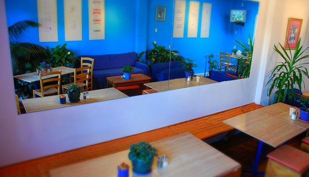 The Blue Bird Vegetarian Cafe