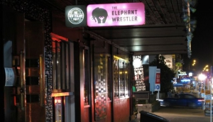 The Elephant Wrestler