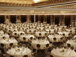 Banquet Room - The Langham Auckland