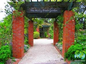 The Nancy Steen Garden