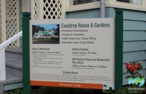 Couldrey House and Gardens