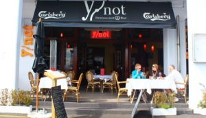 Y-Not Restaurant & Bar