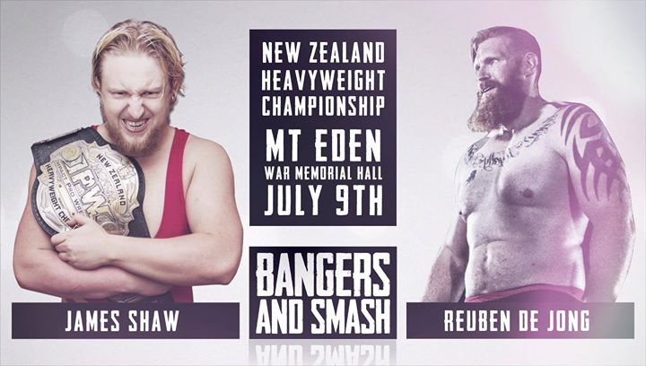 IPW - Bangers And Smash - Live Pro Wrestling