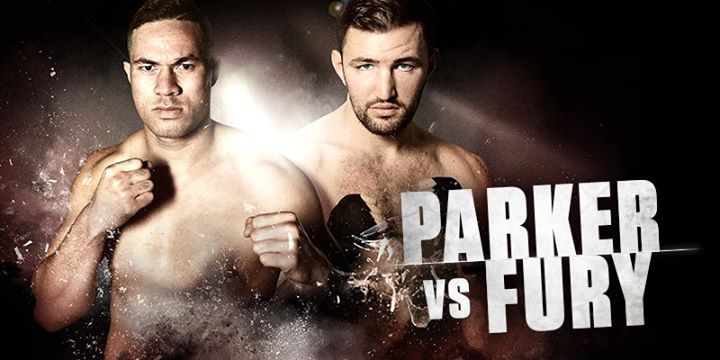 Parker vs Fury World Heavyweight Title
