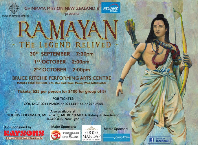 Ramayan - The Legend Relived