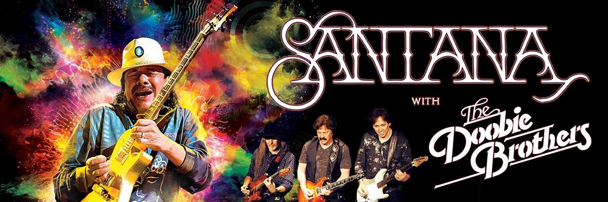 Santana & The Doobie Brothers
