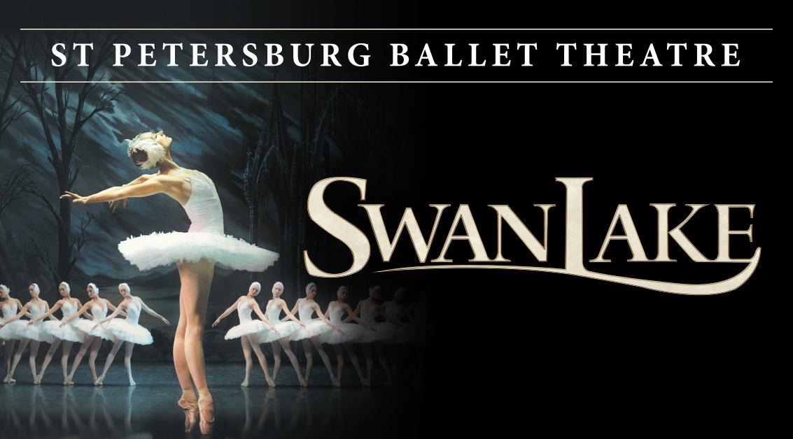 St Petersburg Ballet: Swan Lake