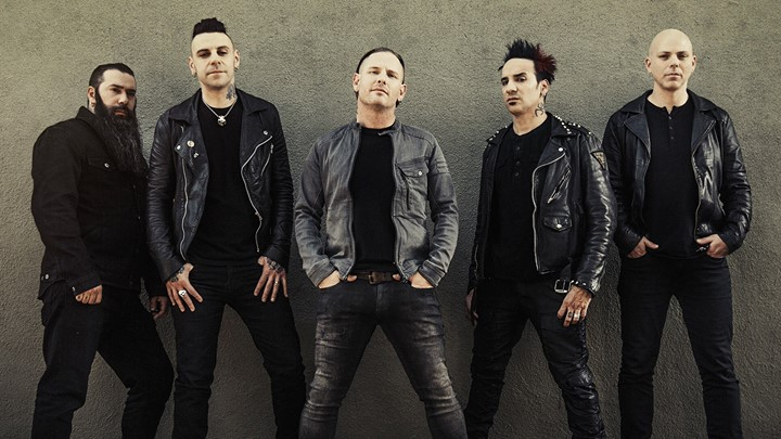 Stone Sour at Spark Arena (Official)