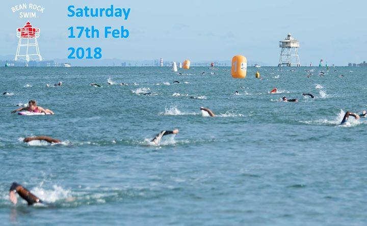 The Bean Rock Lighthouse Swim