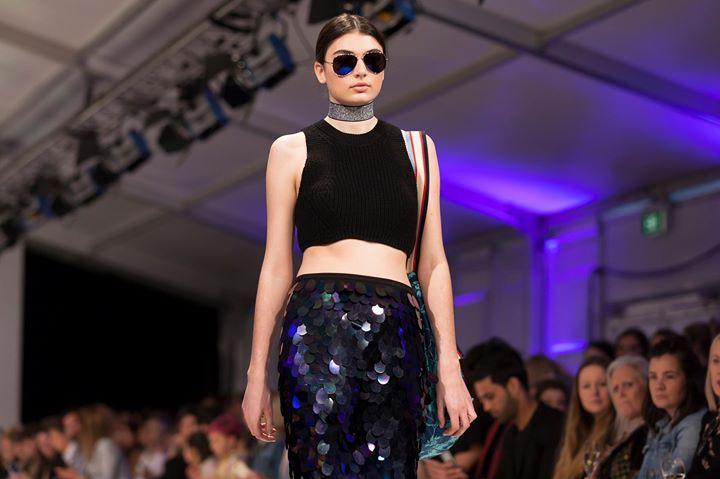 The FQ Edit show at NZ Fashion Weekend