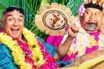 The Laughing Samoans:Island Time