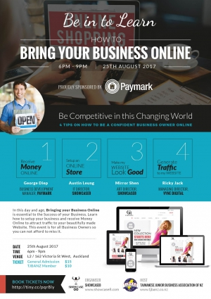 Bring Your Business Online