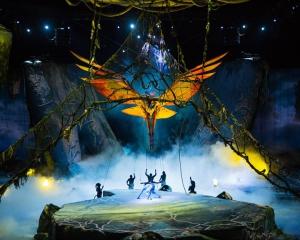 Cirque du Soleil: TORUK - The First Flight