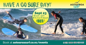 Have a Go Surf Day - 2017