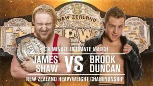 IPW - Ultimatum - Live Pro Wrestling
