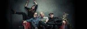 Pixies at Vector Arena