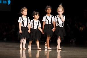 The Little Treasures Kids Show at NZ Fashion Weekend