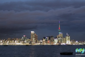 Auckland City, view from Stanley Point